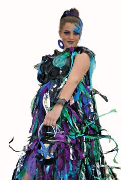 Under the Sea Wearable Art Costume