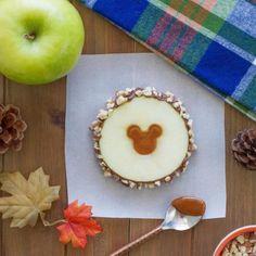 Mickey-karamel-appelschijfjes
