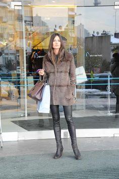 Yasemin Ergene Özilhan #streetstyle #inspiration #naturalbeauty #perfection