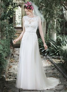 Maggie Bridal by Maggie Sottero 5MT676-Elka Maggie Sottero Bridal Alexandra's Boutique Fall River MA, Prom 2015