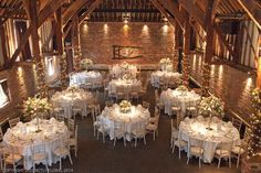 Distinctly Floral: Carly and Joe's soft and pretty Cooling Castle Barn wedding