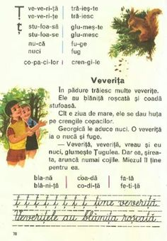 . Romanian Language, My Memory, Kids And Parenting, Childhood Memories, Nostalgia, Teaching, Activities, Education, Retro