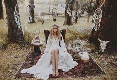 Bohemian Wedding - Weddings-Boho,Gypsy,Hippie #2074862 - Weddbook