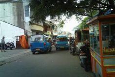 Saatnya makan siang... Bogor, Street View