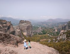 5 reasons you must visit Meteora, Greece Us Travel Map, Greek Girl, Prague Travel, We Fall In Love, Central Europe, Capital City, Heritage Site, Wonders Of The World, Adventure Travel