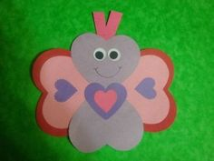 38 Best Heart Animal Craft For Valentine S Day Images On Pinterest