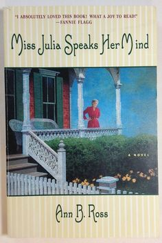 Miss julia books in order