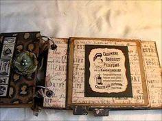 Vintage Envelope Mini Album