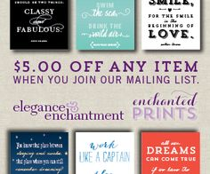 12 Days of Holiday Design: Day 4 - Stickers | Elegance & Enchantment