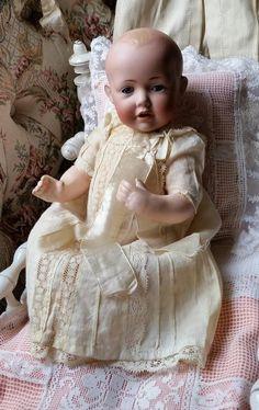 C Steele Collection Porcelain China Antique Dolls, Vintage Dolls, Dolls Prams, Baby Girl Dolls, China Sets, Bear Doll, Doll Crafts, Doll Toys, Fashion Dolls