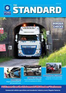 'The Standard' magazine - FORS - Fleet Operator Recognition Scheme Online Marketing, Social Media Marketing, Digital Marketing, Used Trucks, Heavy Machinery, Dashboard Design, Tonne, Sale Promotion, Commercial Vehicle