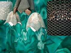 Emerald trend SS15