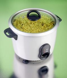 Jak vařit v rýžovaru a tipy na nejlepší recepty Rice Cooker, Slow Cooker, Paella, Crockpot, Oatmeal, Food And Drink, Kitchen Appliances, Meals, Breakfast
