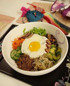Bibimbap  -  Daniel Bork - Banchan Culinária Coreana: Receitas
