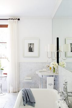 Design by Fred Mozzo | Photography by Mali Azima | Atlanta Homes and Lifestyles |
