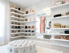 - the washington post vanity room, closet vanity, closet shoe shelves, bout Shoe Shelf In Closet, Closet Vanity, Vanity Room, Wardrobe Room, Closet Bedroom, Master Bedroom, Closet Space, Shoe Room, Shoe Wall
