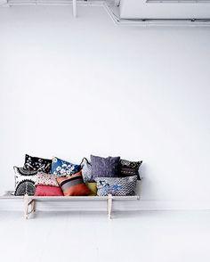 Danish stylist Gitte Kjaer.