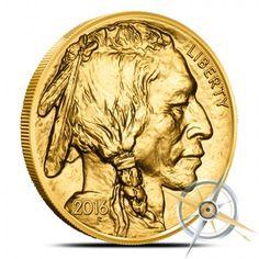 2016 1 oz American Gold Buffalo