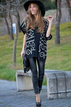 Lola Mansíl | My looks | Chicisimo