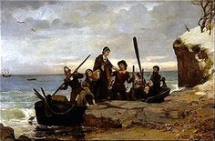 December 1620 – Plymouth Colony: William Bradford and the Mayflower Pilgrims land on what is now known as Plymouth Rock in Plymouth, Massachusetts. Plymouth Rock, Plymouth Colony, William Bradford, Us History, American History, Family History, History Class, History Facts, Broadway Musicals