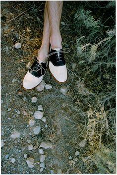 e9b7b0b713 Reminds me of the saddle shoe I had to wear with my catholic high school  uniform