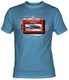 Camiseta: In case of Walkers por Le Duc - Juego de Tronos - Fanisetas