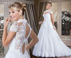Callas 25 #vestidodenoiva #vestidosdenoiva #weddingdress #weddingdresses #brides #bride