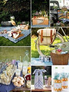 Ha llegado el otoño pero el calor de momento no nos abandona y llegan unos meses en los que aún podremos hacer cualquier fin de semana un picnic en el camp