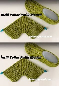 Discover thousands of images about Knit Mesh Square Slippers Free Knitting Pattern - Video Knitting Stitches, Knitting Patterns Free, Free Knitting, Knitting Socks, Baby Knitting, Crochet Patterns, Crochet Shoes, Love Crochet, Crochet Clothes
