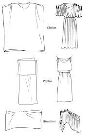 Ancient Greek clothing - classic Chiton, Peplos and Himation Greek Chiton, Greek Toga, Historical Costume, Historical Clothing, Renaissance Clothing, Sewing Clothes, Diy Clothes, Ancient Greek Clothing, Ancient Greek Dress
