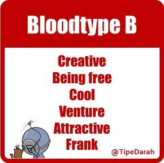 Things you need to know about blood type B ...