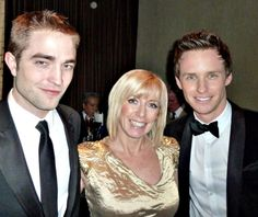 "NEW/OLD pic of Rob with Eddie Redmayne at the Golden Globes 2013   pic caption - ""In heaven with Rob and Eddie""     http://www.robertpattinsonworldwide.com/rob-presents-at-the-2013-golden-globes-awards-live-in-beverly-hills-ca-fan-and-media-lq-pictures-only/"