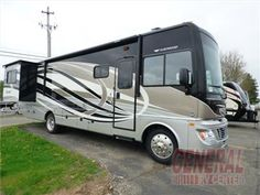 """New 2015 Fleetwood RV Bounder 33C Motor Home Class A at General RV 