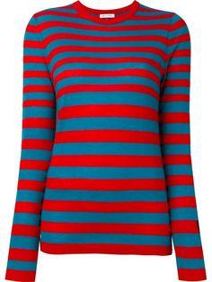 BELLA FREUD stripe jumper. #bellafreud #cloth #条纹毛衣