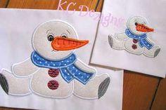 Snowman01APP_kcd   4x4 (100x100) 5x7 (180x130) 6x8 (255x145)