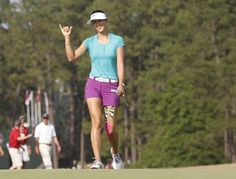 Congratulations to Michelle Wie, 2014 U.S. Women's Open winner. LPGA viewer ratings are up... Let's hope this is the beginning of renewed interest in women's golf.