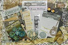 News - Swirlydoos Monthly Scrapbook Kit Club