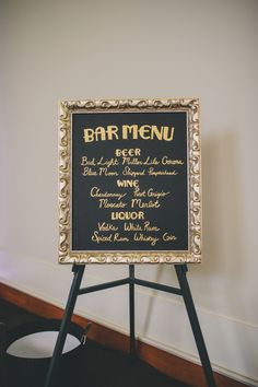 A Black & Gold 1920s Inspired Wedding | Every Last Detail