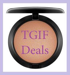 TGIF Deals #blogger #bblogger #February #beautyblogger #makeupartist #beauty #makeup #skincare #fashion #deals #style #MUA #fashionblogger #GiftIdeas #cosmetics #Wedding
