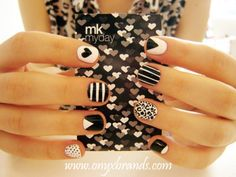 Hearts, Stripes, Dots and More!