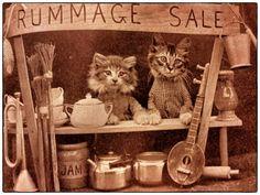 My next garage sale ad