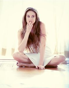 Shailene Woodley.