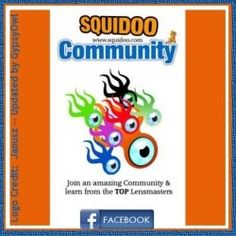 If you're a writer on Squidoo and a member of Facebook, you have an opportunity to join one of the fastest growing support groups on Facebook....