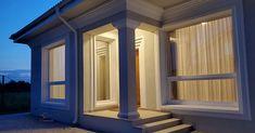 Casa pe parter in Corbeanca | CoArtCo House Foundation, Design Case, Architect Design, House Plans, Garage Doors, Outdoor Decor, Home Decor, South Africa, Sun