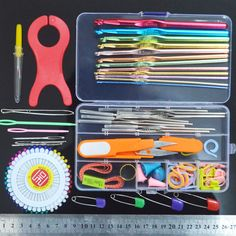 Multicor gancho de Metal agulha definir agulha de tricô definir Crochet conjunto completo agulha ferramentas camisola de malha DIY artesanato S801 18 em Ferramentas de costura e acessórios de Casa & jardim no AliExpress.com   Alibaba Group
