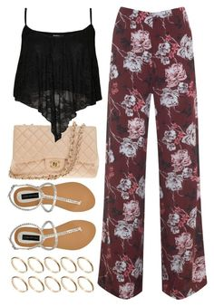 """""""Untitled #267"""" by foreverdreamt ❤ liked on Polyvore featuring Miss Selfridge, Chanel, Forever New, WearAll and ASOS"""