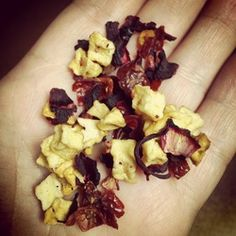 Loose Leaf Herbal Tea - Raspberry Patch from Adagio Teas!