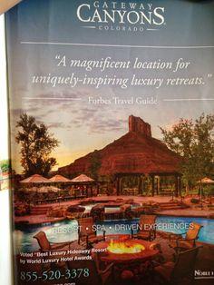 Colorado resort Gatewaycanyons.com