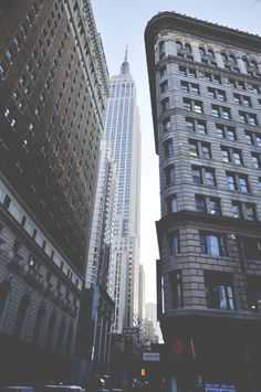 #street #outdoors #buildings #nyc