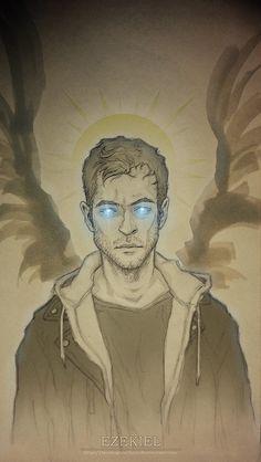 Supernatural - Ezekiel by Kumagorochan on deviantART